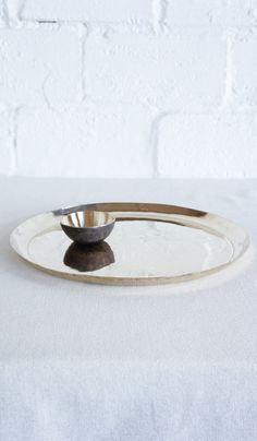 Solid Bronze Tray