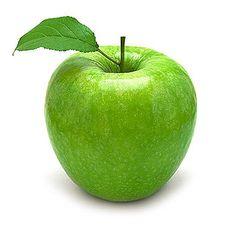 #manzanas #Granny #Smith: tienen una textura crujiente y sabor ácido y refrescante, es una gran fuente de antioxidantes naturales y sales minerales.