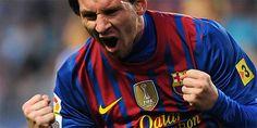 """El argentino Lionel Messi anotó un gol este martes en Liga de Campeones ante el AC Milan que le permitió superar al holandés Ruud van Nistelrooy en la clasificación de goleadores del torneo, desde la temporada 1992-1993.  """"Leo"""" tiene ahora 57 goles contra 56 del exjugador del PSV Eindhoven, Manchester United y Real Madrid."""