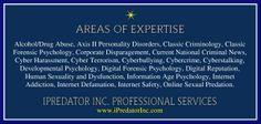cyberbullying cyberstalking internet safety ipredator inc expertise About Us | iPredator | Information Age Forensics & Internet Safety