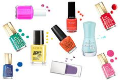 Spring nail polish trendsBellashoot.com