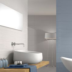 Find This Pin And More On Master Bathroom Remodel By 1cooperfamily We Have New And Exciting Light Grey Tiles