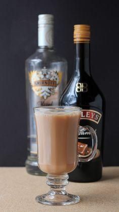 Cookistry: Baileys and Chai! Oh My! (chai tea, Baileys Salted Caramel, Smirnoff Caramel-Kissed Vodka)