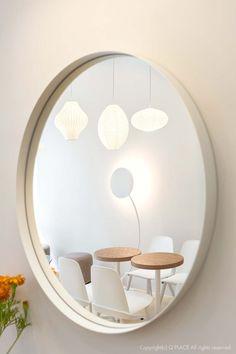 [430] 예쁜카페인테리어 / 젠스타일 포인트 조명 : 네이버 블로그 Shop Interiors, Chocolate Coffee, Cafe Design, Coffee Shop, Ceiling Lights, Mirror, Lighting, Architecture, Interior Shop