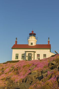 Where: Crescent City, CAClaim to Fame: When the tide is low, you can walk right up to this lighthouse—one of California's first, dating back to 1856. But plan accordingly, because once the tide rolls in, you'll find yourself stranded on the island!