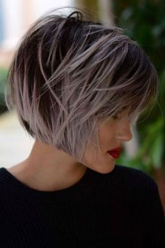 50 Mind-Blowing Simple Short Hairstyles for Fine Hair 2019 50 Mind-Blowing Simple Short Hairstyles for Fine Hair hair is not a curse. Hair of this type is very appealing if properly handled.