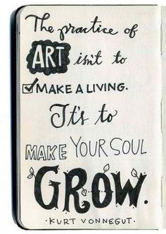 Yes!!! (Living is a nice when possible, but shouldn't stop one from creating)