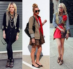 Blair Eadie has THE best outfits, hands down.