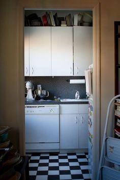 Deb Perelman Kitchen how i organize my baking pans: deb perelman of smitten kitchen