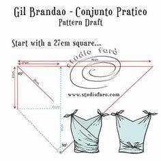Pattern Puzzle - Gil Brandao Conjunto Pratico