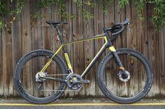 "aces5050: ""(via First Look! All-new Niner RLT 9 RDO is an adventure ready carbon gravel race bike - Bikerumor) """
