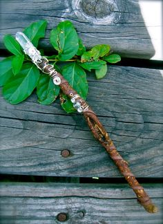 Faery Blessing Kit- Wand, Herbal Blend, Magic Dust and Faery Coin
