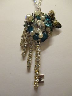Handmade Key Necklace SOLD