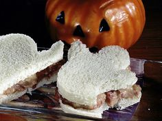 Ghostwitches -- Healthy Halloween recipes and party ideas