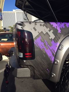 Smoked LED Taillights By Recon Lighting!