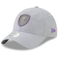 70c9cd20b7a1aa Women's Orlando City SC New Era Gray Linen 9TWENTY Adjustable Hat, Your  Price: $27.99