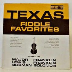 Texas Fiddle Favorites