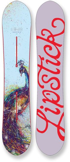 Burton Lip-Stick Snowboard