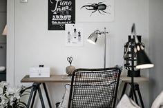 découvrir l'endroit du décor : INSPIRATIONS POUR UN STUDIO