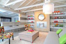 HGTV's Room Crasher's Garage Turned Lounge