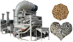 Considering the small size of castor seeds and compact castor beans, we designs the latest low-frequency castor shelling machine unit. It can ensure a high shelling efficiency and low broken rate in castor seed shelling procedure. If you are in castor business, you will never regret to buy our castor seed shelling machine.
