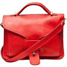 OPENING CEREMONY Oc la small satchel ($735) ❤ liked on Polyvore