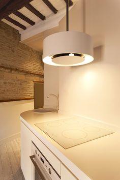 White Minimal and Minimalist Apartment Interior Design