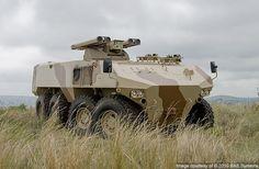 RG41 8x8 Wheeled Armoured Combat Vehicle - Army Technology