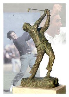 Severiano Ballesteros. #golf #seve