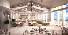 Planning a #coastal #wedding? The Grand Ocean Terrace #venue is unlike any other event venue on the East coast overlooking the Atlantic Ocean! Located on Hilton Head Island,SC! #GrandOceanTerrace