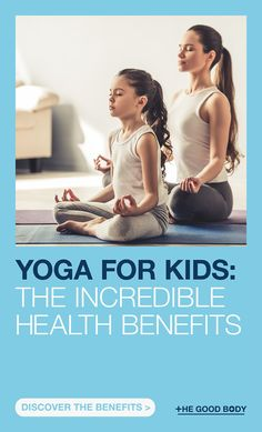 If you're looking for something new to entertain the kids, yoga can be so much fun. But it also has a wealth of different benefits for both their mental and physical health!