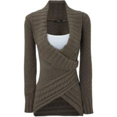 Fall sweater - Click image to find more Women's Fashion Pinterest pins