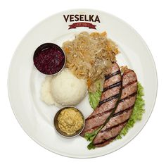 Veselka - next NYC trip Grilled Ukrainian Keilbasa menu item image
