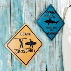 """Képtalálat a következőre: """"surf beach signs"""""""