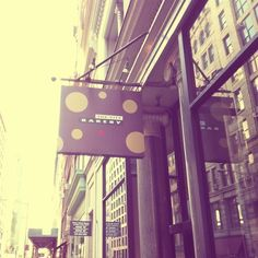 the city bakery - my favorite cafe in the whole wide world!!