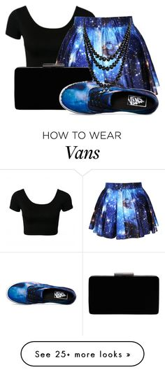 """Guardians Of The Galaxy"" by curlyhead03 on Polyvore featuring John Lewis, Vans and Bling Jewelry"