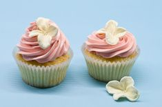 Cupcake decorating part 4