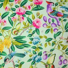Serendip Fabric - Cowtan Design Library