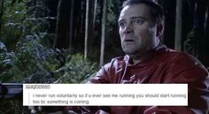 That would definitely be Rodney!
