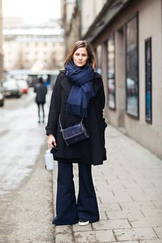 Tell me about your outfit, what you are wearing? - Im wearing a coat from Burberry, scarf from...