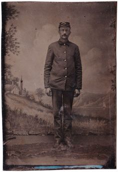 Mystery photo of an old, old relative