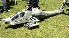 R/C helicopter Videos large Scale