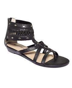 American Rag Shoes, Bradden Demi-Wedge Sandals - Espadrilles & Wedges - Shoes - Macys