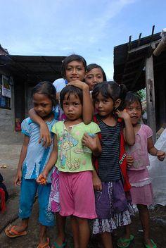 Children on a wedding (Bali)