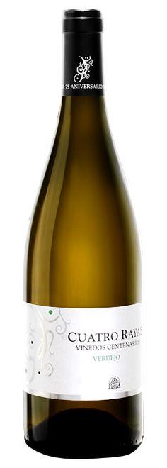 Cuatro Rayas Viñedos Centenarios, el mejor verdejo joven de Rueda, según Wine Spectator http://www.vinetur.com/2014020614496/cuatro-rayas-vinedos-centenarios-el-mejor-verdejo-joven-de-rueda-segun-wine-spectator.html