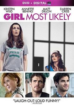 Girl Most Likely / After both her career and relationship hit the skids, Imogene is forced to make the humiliating move back home to New Jersey with her eccentric mother and younger brother. Adding further insult to injury, there's a strange man sleeping in her old bedroom, and an even stranger man sleeping in her mother's bed.