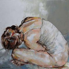 Camila Reveco: Marcos Rodrigo: Sobre la pintura y la libertad