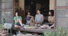 Haruka Ayase in the film 'Umimachi Diary' ('Our Little Sister') (2015)