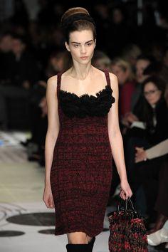 Prada at Milan Fashion Week Fall 2010 - StyleBistro