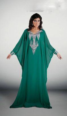 Very elegant dubai kaftan Abaya khaleeji jalabiya by AFROTRENDS
